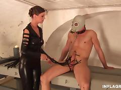 Basement, Amateur, BDSM, Big Cock, Bondage, Cumshot