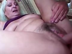 Mom and Boy, Cum in Mouth, Fucking, Granny, Hardcore, Mature