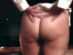 Homemade Anal : Enthousiastic Booty Milf gets ass fucked porn tube video