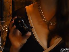 Analdehnung FemDom Anal Sissy Training bis Fisting Sklave porn tube video