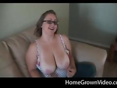 Ugly, Amateur, BBW, Big Tits, Boobs, Chubby