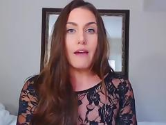 Pretty Babe With Milky Tits Fucked Herself tube porn video
