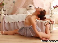 FlexyTeens Video: Nino Belover Part 2