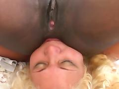 Lesbo Women hungry for smell farts directly from butthole tube porn video