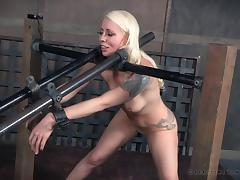 Lorelei Lee will sustain all sorts of kinky games with her master porn tube video