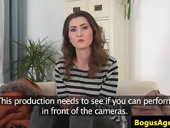 Casted euro amateur cockriding office agent porn tube video
