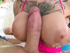 Harlow Harrison and Chloe Carter sharing a cock like true friends porn tube video