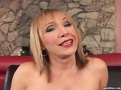 Busty Granny Gets Pounded Hard