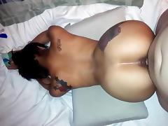 Real amateur doggystyle 2