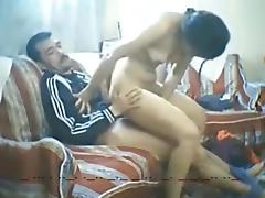 Arab amateur threesome with milf Nadia porn tube video