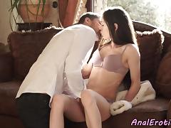 Classy eurobabe assfucked by her lover porn tube video