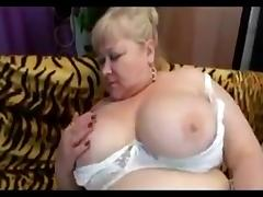 Big Blond Granny 2