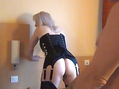 Gorgeous Mistress Creepy Dude porn tube video