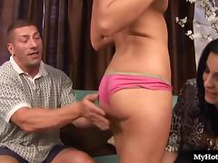 Flexible model pussy screwed hardcore squarely in ffm porn porn tube video