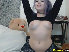 Emo, Amateur, Babe, Emo, Webcam