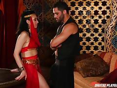 Arabian Aria Alexander hot minge pleasured beauty