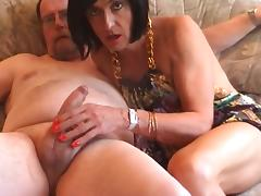 Mature crossdressers porn