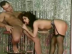 Stripper In Stockings Fucked On Stage tube porn video