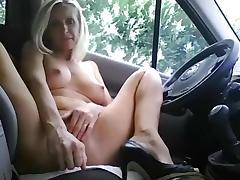 Car, Blonde, Car, Toys