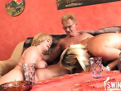 Blond Pussys for you porn tube video