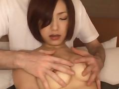 Nene Iino loves to have her cherry nailed right porn tube video