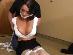 Bound, BDSM, Bound, Tied Up, Hogtied