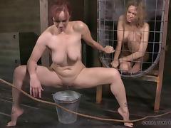 Bondage, BDSM, Bondage, Fetish, Peeing, Pissing