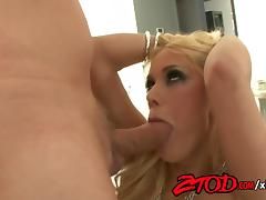 Shyla Stylez gets her holes stuffed every possible way