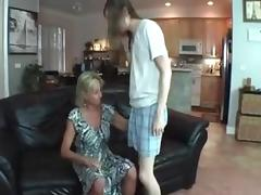 Great Mommy and Boy Roleplay porn tube video