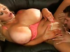 Horny Homemade clip with Blonde, Big Tits scenes porn tube video