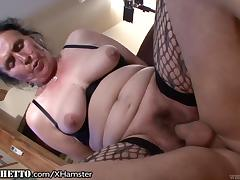Ghetto, Amateur, Anal, Assfucking, Granny, Hairy