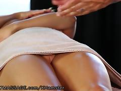 FantasyMassage Busty MILF Can't Ignore His Advances tube porn video