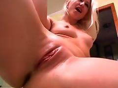 Private show with hot russian blonde Sofiflirt
