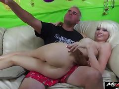 Blonde, Blonde, Couple, Hardcore, Penis, Sex