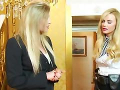 Fabulous BDSM, Blonde xxx video