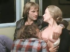 Going Places (Les Valseuses - 1974) porn tube video