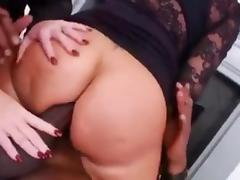 Ass Licking, Anal, Ass Licking, Assfucking, Interracial