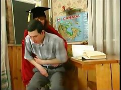 The Graduate Learns