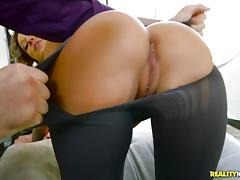 Deep inside the tailor Jada Stevens pussy