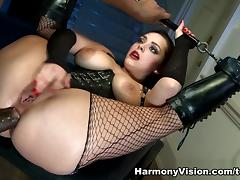 Liza Del Sierra in She Demands The Shaft - HarmonyVision