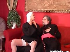 Kinky old guy loves to fuck tube porn video
