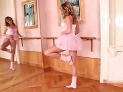 fisting ballerina tube porn video