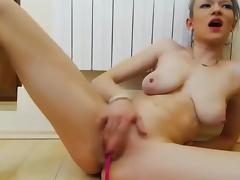 Squirting webcam porn tube video