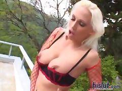 Nikki is a true whore tube porn video