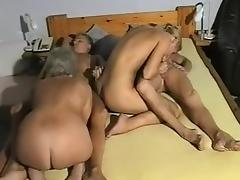 Visit to grandparents porn tube video