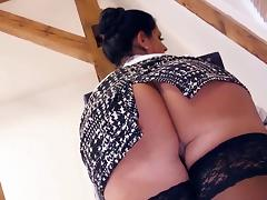 Office, Big Tits, Boobs, German, Hardcore, Mature