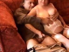 Mom, Anal, German, Mature, Mom, Old