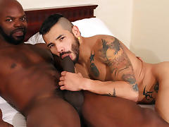 Cutler X and Draven Torres - BarebackThatHole porn tube video