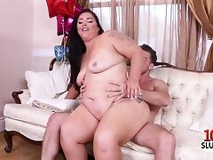 Hot pornstar oral with cumshot