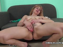 Karolina in Masturbation Movie - AtkHairy porn tube video
